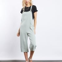 Schools Out Pinafore Jumpsuit