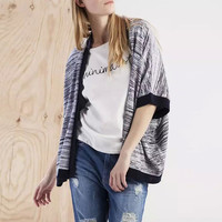 Heathered Knitted Cardigan