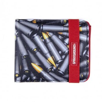 The Bullets Wallet | Sprayground Backpacks, Bags, and Accessories