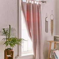 Space Dyed Solid Light-Filtering Curtain