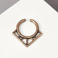 Pointed Clip-On Nose Ring
