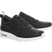 Nike Air Max Thea Black Black Anthracite Prem - Hers trainers