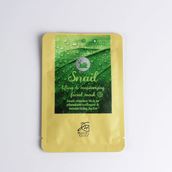Hydrating Facial Mask - Snail Lifting