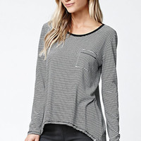Volcom Lived In Stripe Long Sleeve Top at PacSun.com