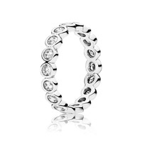 PANDORA Alluring Brilliant Ring - Size 8.5