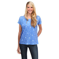 Doctor Who All Over Print Ladies' Relaxed Fit Tee