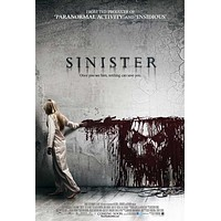 Sinister 27x40 Movie Poster (2012)