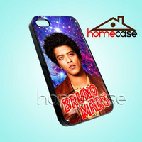 Bruno Mars Old Galaxy - iPhone 4/4s/5 Case - Samsung Galaxy S2/S3/S4 Case - Black or White