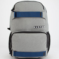 Burton Treble Yell Backpack Grey One Size For Men 25806911501