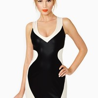 Nasty Gal Smooth Talk Dress