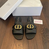 DIOR CD slipper