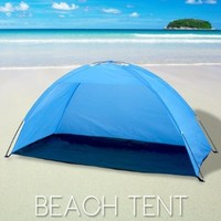 Portable Pop Up Cabana Beach Shelter Infant Sand Tent Sun Shade Outdoor UV