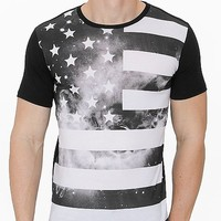 Life Clothing Co. Space Flag T-Shirt
