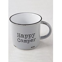 Happy Camper Camp Mug