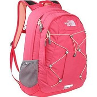 The North Face Women's Jester Ripstop Backpack Teaberry Pink