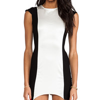 This is a Love Song Jackson Dress in White