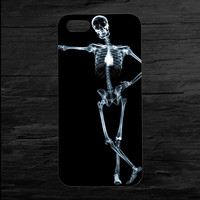 Casual Skeleton iPhone 4 and 5 Case
