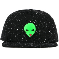 WE OUT HERE SNAPBACK
