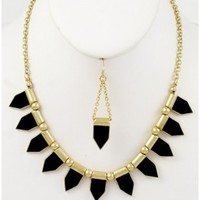 The One Special Night Black Necklace