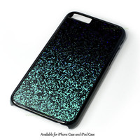 Glitter Design for iPhone and iPod Touch Case