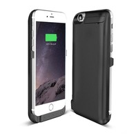 for iPhone 6 6s Battery Case 10000mAh Battery Recharge battery Charger Charging Case Battery Pack Charger Case for iphone 6 6s