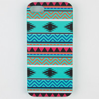 Tribal Iphone 5 Case Azure One Size For Women 21352823701