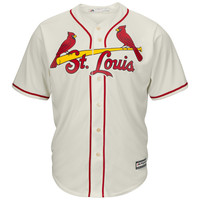 St. Louis Cardinals 2015 Cool Base Replica Alternate MLB Baseball Jersey