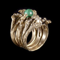 Enchanted Forest - Silvana K Designs Ring