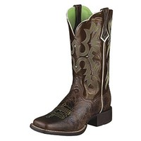 Ariat Women's Tombstone Sassy Brown Boots