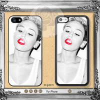 Miley Cyrus iPhone 5s case, iPhone 5C Case iPhone 5 case, iPhone 4 Case Miley Cyrus iPhone case Phone case ifg-000170