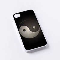 yin yang iPhone 4/4S, 5/5S, 5C,6,6plus,and Samsung s3,s4,s5,s6