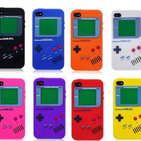 Gameboy Cases For iPhone 4, iPhone 5 & Samsung Galaxy S3