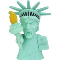 "Doctor Who Statue Of Liberty Weeping Angel 8"" Vinyl Figure"