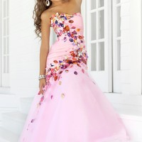 Ball Gowns - Pink by Blush Prom Pink Style 5136