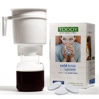 Toddy Cold Brew Coffee Maker With 2 Extra Filters