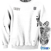 Justin Tattoo Crewneck