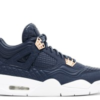 "AIR JORDAN 4 RETRO PREMIUM ""PINNACLE""BASKETBALL SNEAKER"