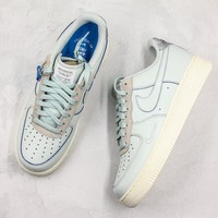 Devin Booker X Nike Air Force 1 Low Lv8 Moss Point Pe Sneakers - Best Online Sale