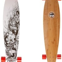 """Arbor Timeless Pin Bamboo Complete Longboard, 46"""""""