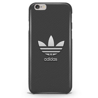 Adidas Logo Silver iPhone 6 Case, 3d printed IPhone case
