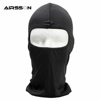 Tactical Military 1 Hole Balaclava Hood Hunting Protective Warm Soft Quick Dry Face Mask Outdoor Sports Breathable Cap 5 Color