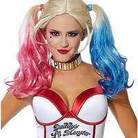 Harley Quinn Wig - Suicide Squad - Spirithalloween.com