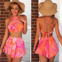 Sun Kissed Two-Piece