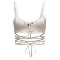 LACING CAMI BRA, buy it @ www.puma.com