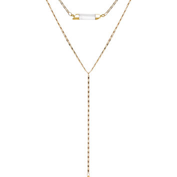 It Takes Two Necklace Set