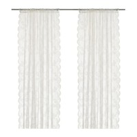 Alvine Spets Pair of Curtains