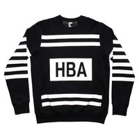 JOCK CREWNECK BY HBA AUTHENTIC - A Very Based You