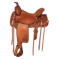 Tex Tan TNT Trail Blazer Western Saddle