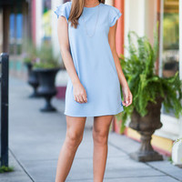 Passion For Pretty Dress, Baby Blue