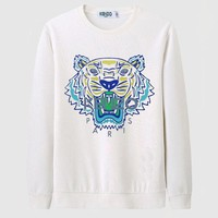 Kenzo Fashion Casual Top Sweater Pullover-51